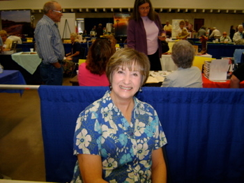 Sharon Ellison at Book and Author Festival, 2009