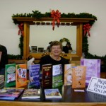 Barbara Rollins, at Quanah, Texas, Christmas Festival 2009