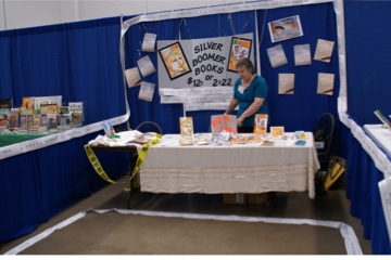 West Texas Book and Music Festival, September 2008