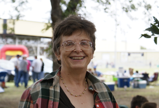 Barbara Rollins, Clyde Pecan Festival, October 2008